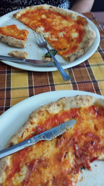 Lunch! We ate so very well in Italy...